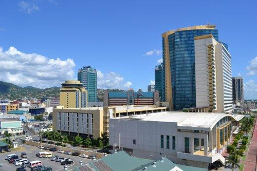 Port of Spain - Trinidad cruise terminal