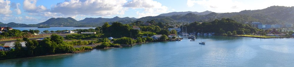 Cruise-Castries-St.Lucia