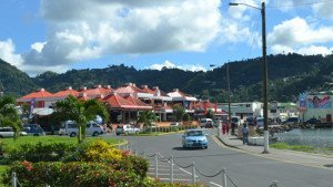 Cruise-Castries-market