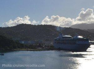 Cruise-St.Lucia-Cruise-terminal