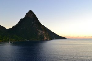 Cruise-St.Lucia-Pytons