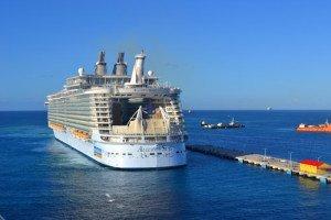 Cruise-St.Martin-pier