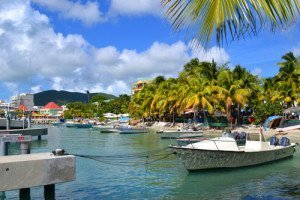 Cruise-St.Martin-town