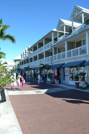 Mallory Cruise Square, Key West