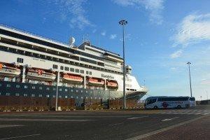 Cruise dock Lanzarote