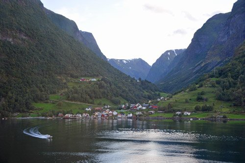 sailing sognefjord norway