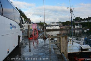 Portree cruise dock