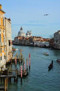 Cruise destination Venice