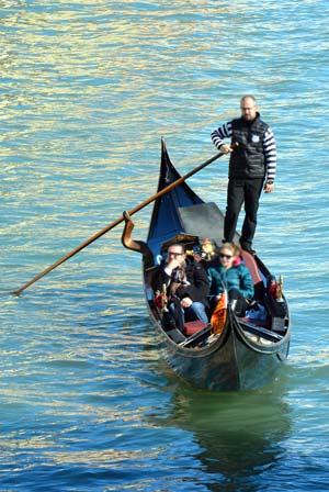Cruise-Venice-Gondolen