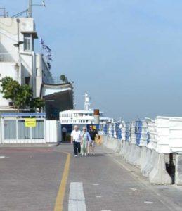 Haifa cruise terminal
