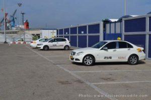 Cruise Haifa taxi prices