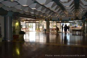 Cruise terminal Haifa