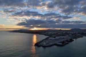 Iraklion cruise port