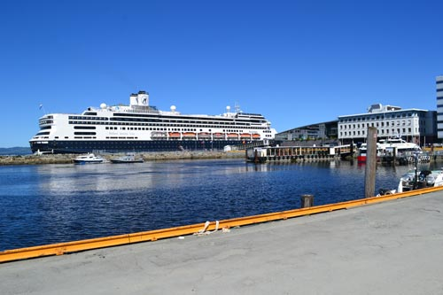 Cruise Port Guide Trondheim  Norway