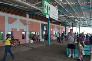 Barbados cruise port terminal