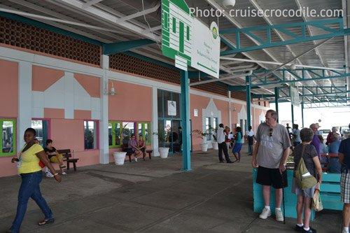 Bridgetown Barbados Cruise Port Car Rental