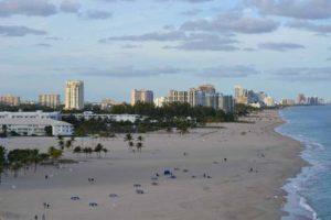 Cruise destination Fort Lauderdale