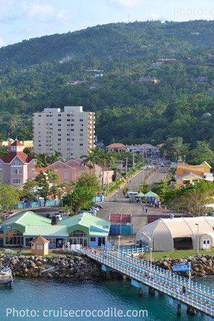 Cruise Jamaica Ocho Rios cruise port
