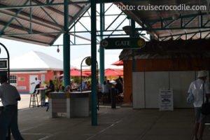 Cruise port Barbados terminal