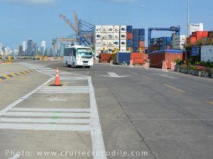 Cruise port Cartagena