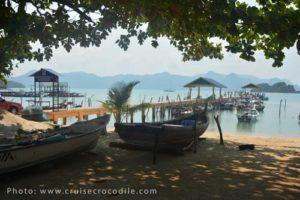 Porto Malai boat trips from cruise terminal