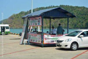 Cruise Porto Malai Langkawi information