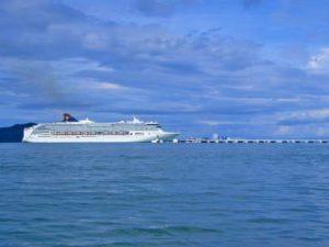 Langkawi cruise dock