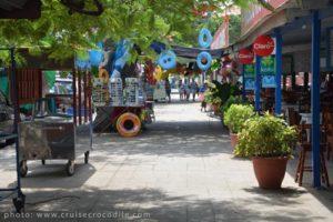 Cruise Port Puntarenas and wi-fi
