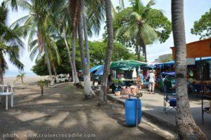 Puntarenas cruise market