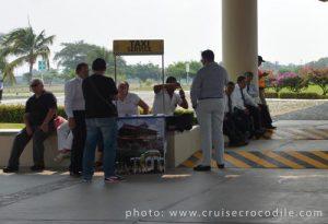 Puerto Chiapas Cruise Taxi Desk
