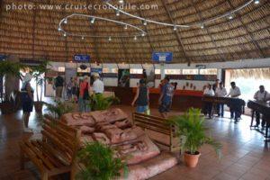 Puerto Quetzal cruise terminal center
