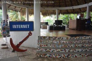 Puerto Quetzal cruise wifi