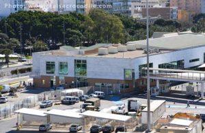 Almeria cruise terminal