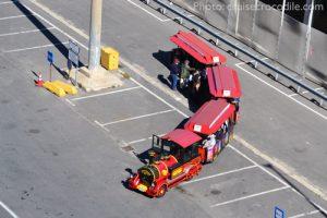 Transportation Almeria cruise dock