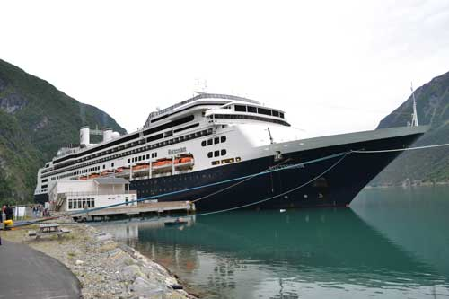Cruise Port Guide Skjolden Norway Cruise Dock Tourist Maps Info