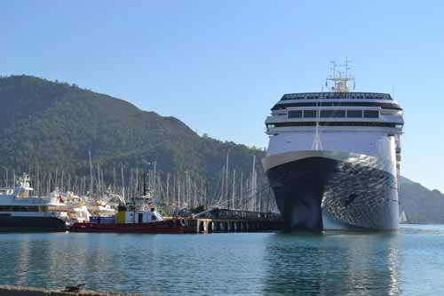 Cruise Port Guide Marmaris  Turkey By Cruise Crocodile