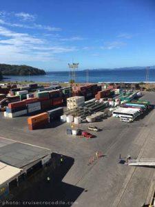 Puerto Caldera cruise dock