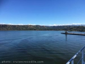Views from Puerto Caldera cruise dock