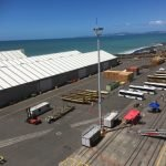 Napier cruise port
