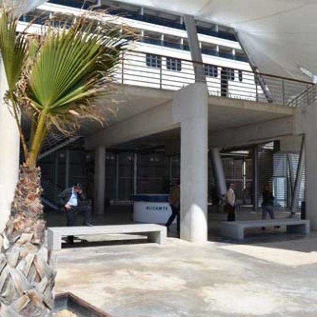 Alicante cruise dock