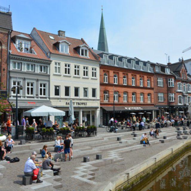 Aarhus river