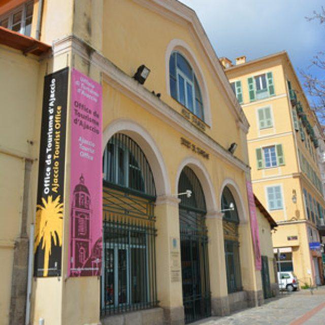 Ajaccio Tourist information
