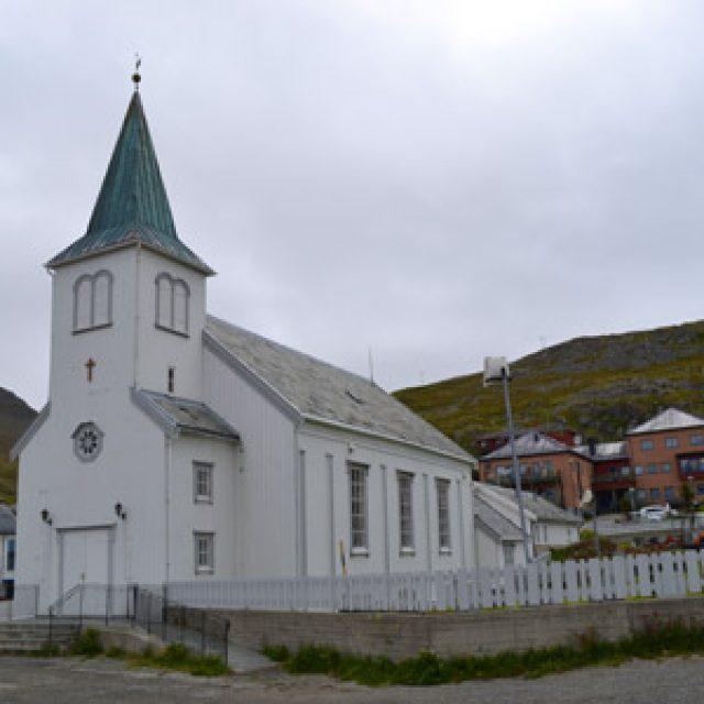 Honningsvag church