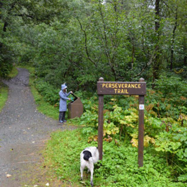 Mt. Roberts trail