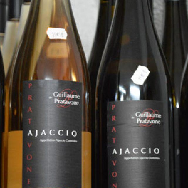 Ajaccio wine
