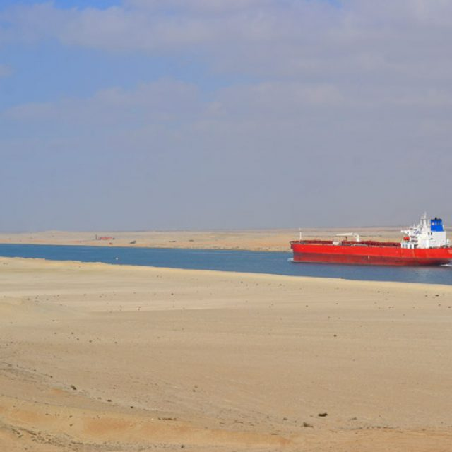 Day passage through Suez Canal can now be guaranteed