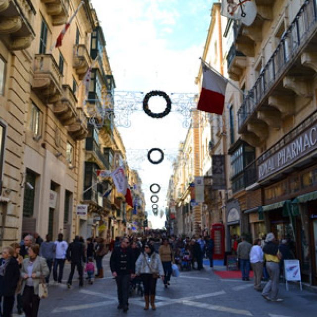 Triq Ir Repubblika-street