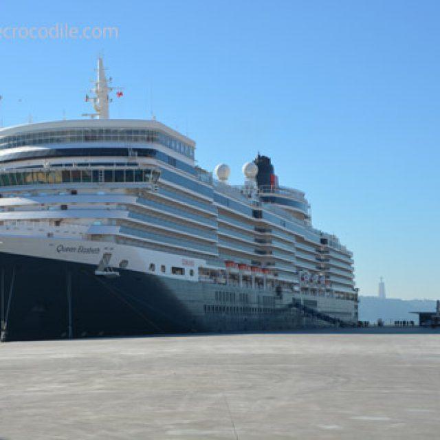 Lisbon cruise dock: Santa Apolonia Passenger Terminal
