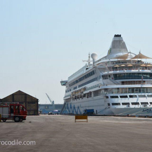 Mangalore cruise dock