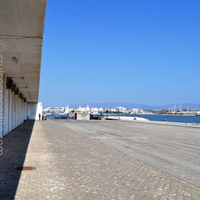 Portimao cruise dock